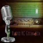 Logo da emissora Rádio RC Goianésia