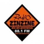 Logo da emissora Radio Zinzine 88.1 FM