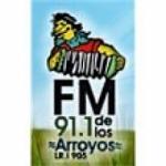 Logo da emissora Radio De Los Arroyos 91.1 FM