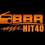 Logo da emissora BBR Hit 40