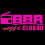 Logo da emissora BBR Club 80