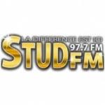Logo da emissora Stud FM 97.7 FM