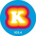 Logo da emissora Frequence K 103.4 FM