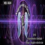 Logo da emissora Web Rádio Alegra-vos a Deus