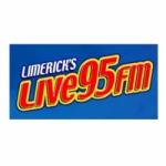 Logo da emissora Live 95 FM