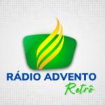 Logo da emissora Rádio Advento Retrô