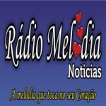 Logo da emissora Rádio Melodia Noticias