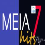 Logo da emissora Rádio Meia 7 Hits