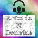Logo da emissora Rádio A Voz da Sã Doutrina