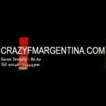 Logo da emissora Radio Crazy 96.5 FM