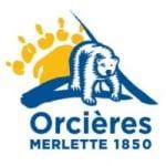 Logo da emissora Orcières Radio