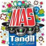 Logo da emissora Rádio Más 90.7 FM