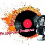 Logo da emissora Resonance Radio