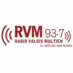 Logo da emissora Radio Valois Multien 93.7 FM