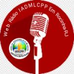 Logo da emissora Web Rádio Iadmlcpp Rocinha RJ
