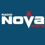 Logo da emissora Radio Nova 100 FM