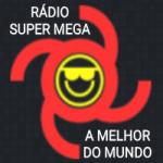 Logo da emissora Rádio Super Mega