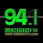 Logo da emissora Radio Géminis 94.1 FM