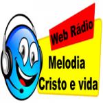 Logo da emissora Web Rádio Melodia Cristo e Vida