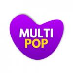Logo da emissora Rádio Multi Pop