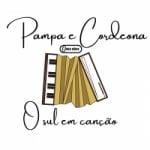 Logo da emissora Rádio Pampa e Cordeona