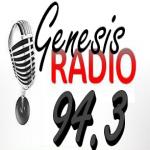 Logo da emissora Radio Génesis 94.3 FM