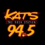 Logo da emissora Radio KATS 94.5 FM