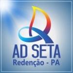 Logo da emissora Web Rádio AD Seta Redenção