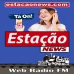 Logo da emissora Estação News