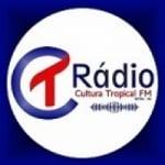 Logo da emissora Rádio Cultura Tropical FM