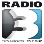 Logo da emissora Radio 3 95.9 FM