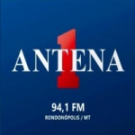 Logo da emissora Rádio Antena 1 94.1 FM
