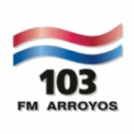 Logo da emissora Radio Arroyos 103.3 FM
