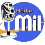 Logo da emissora Rádio Mil