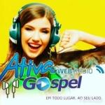 Logo da emissora Rádio Ativa Gospel Vila Velha