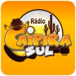 Logo da emissora Rádio Caipira Sul