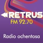 Logo da emissora Radio Retrus 92.7 FM