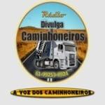 Logo da emissora Rádio Divulga Caminhoneiros