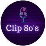 Logo da emissora Rádio Clip 80