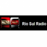 Logo da emissora Rio Sul Rádio II