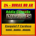 Logo da emissora Rádio Conexão News
