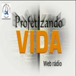 Logo da emissora Rádio Profetizando Vida