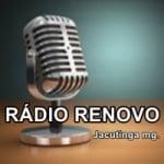 Logo da emissora Rádio Renovo Jacutinga MG