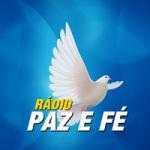 Logo da emissora Rádio Paz e Fé