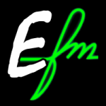 Logo da emissora Electric FM - America's Real Dance