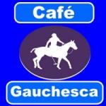 Logo da emissora Rádio Café Gauchesca