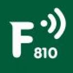 Logo da emissora Rádio Floresta 810 AM