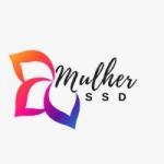 Logo da emissora Rádio e TV Mulher Ssd