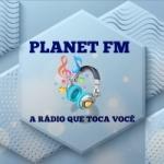 Logo da emissora Rádio Planet FM