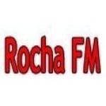 Logo da emissora Rádio Rocha 87.9 FM